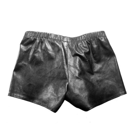 World Domination NYC Leather - Tighty Blackie Shorts