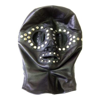 steampunk fetish hood
